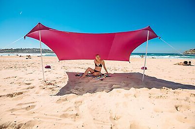Convenient Shelter refugee Wind Proof Folding Beach Tent For Sale