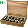 2016 New Product Wooden 6 Bottle