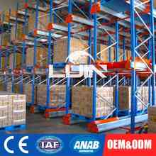 Flexible Personalized Palletized Selective Automatic Storage System Racking
