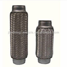 engine exhaust/car exhaust muffler, stainless steel exhaust flexible pipe