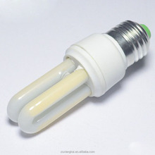 New Products led corn light, 2u led lighting lamp led energy saving cfl bulb cob light with UL&CE&ROHS approved made in p.r.c
