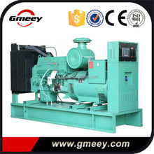 Gmeey USA engine powered by 6CTA8.3-G2 6 pole diesel generator alternator