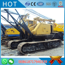 Used kobelco 45ton crane PH5045 original from japan, 45ton Kobelco 7045 Used Crawler Crane