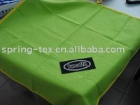 100% cotton embroidery pattern table Cloth