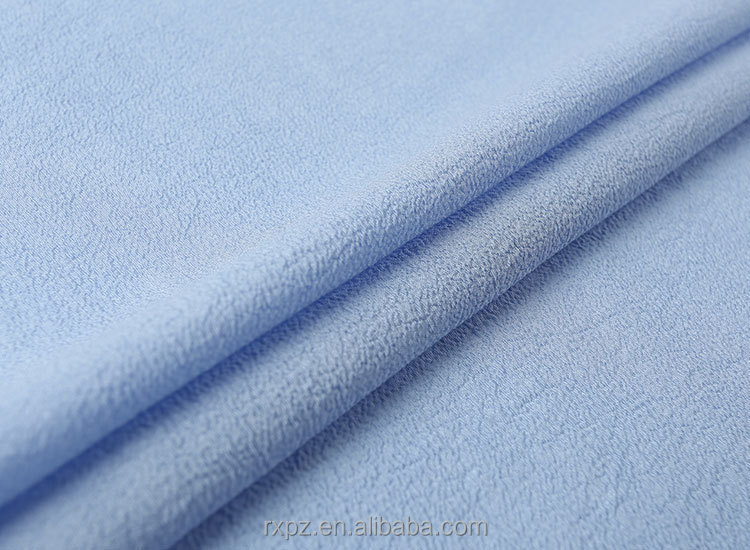 China supplier Latest design Designer Fancy chiffon fabric pleated