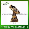 Unique Gold Soccer Football Sporter Souvenir