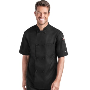 Professional custom design high quality chef coat chef jacket chef uniform