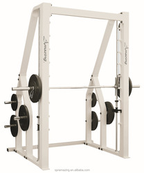 gym fitness equipment fitness smith machine AMA-302 fitness equipment body building machine good quality