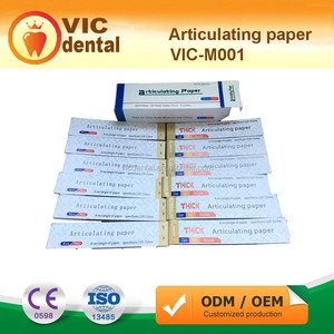 Dental Supply Dental Occluding Paper Book type