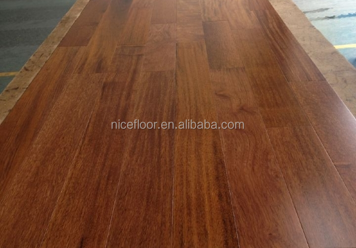 brown Merbau and Merbau Wood Flooring Type wood platform/decking
