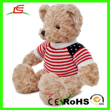 D005 Brown Comfortable Teddy Bear Plush Toy Animal Plush Toys