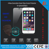 Smart Magic Touch Tempered Glass Screen Protector With Invisible Buttons Smart Screen Protector For iPhone 6