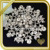 2016 New Arrival Fashion snowflake Brooch Pin with Shinning Rhinestones for Wedding Decoration FB-020
