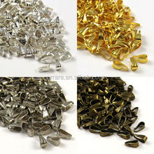 Pendant Findings SPRING BAILS 7mm