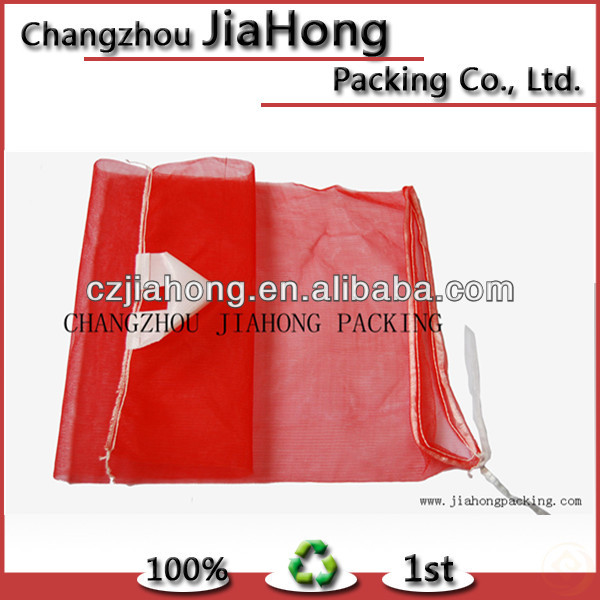 recycled mesh packaging bag /packing details
