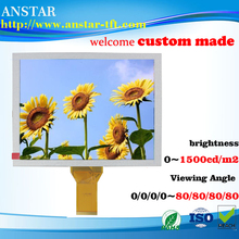 8 inch 50pin tft lcd panel with 800*600 P and RGB interface
