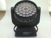 China supplier Lyre Led 36 X 10W RGBW Zoom light