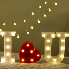 Decorative Led Giant Bulb Letters <strong>Signs</strong> Light Up Marquee alphabet letter night lights sign for wedding, birthday,Valentine's Day