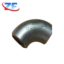 30 degree pipe sus fitting lateral steel 316l DN40 sch40 elbow