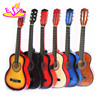 2017 New children wooden guitar, popular wooden kids guitar,hot sale baby electric guitar W07H013