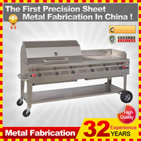korean bbq grill table,professional factory with 32 years' experience