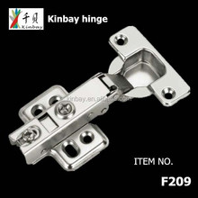 Stainless steel hinge different types of kitchen hinges