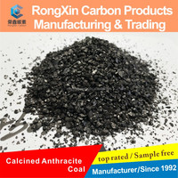 Low Ash Low Sulfur Calcined Anthracite Coal in Best Price/Price per ton Anthracite