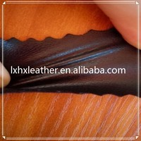 super elastic thin leather fabric,faux leather material for clothes DH330