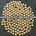 Drilled Brass Balls