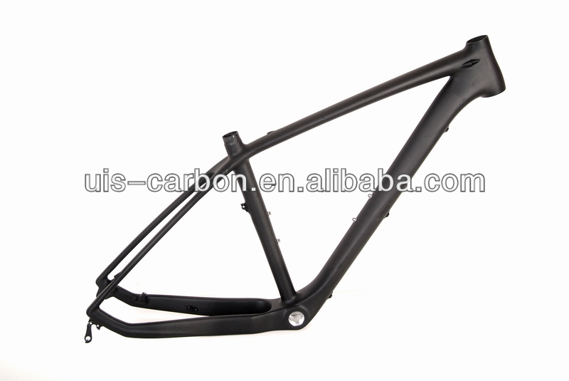 2014 Chinese MTB Carbon Frame 27.5er Made In China Body Geometry 27.5er Mountain Bike Carbon Frame 650B