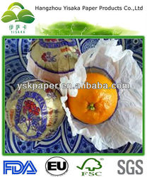 food grade tissue paper for food wrapping
