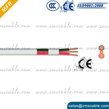 High voltage tinned copper 4mm single power bnc+dc+ cctv cable