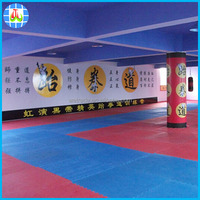50mm thick martial arts eva tatami puzzle floor mat for judo taekwondo karate jiu-jitsu