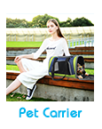 Foldable travel bag pet carrier backpack