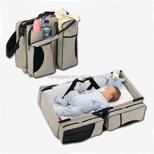 New fashion foldable baby carry and sleeping bag