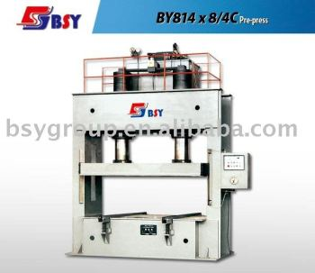Pre-press,Cold Press,Pre-press Equipment,Press Machine,Plywood Machine