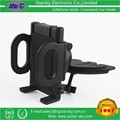 Cheapest factory price cell phone holder,for car cd slot phone holder