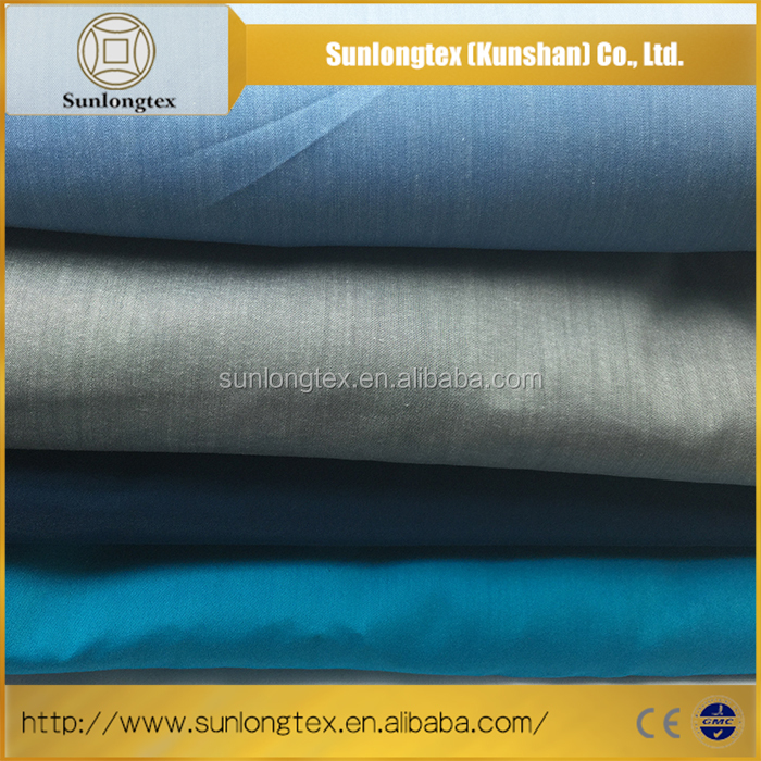 Online wholesale shop 83G/SM Polyester Spandex Fabric Used For Shirt