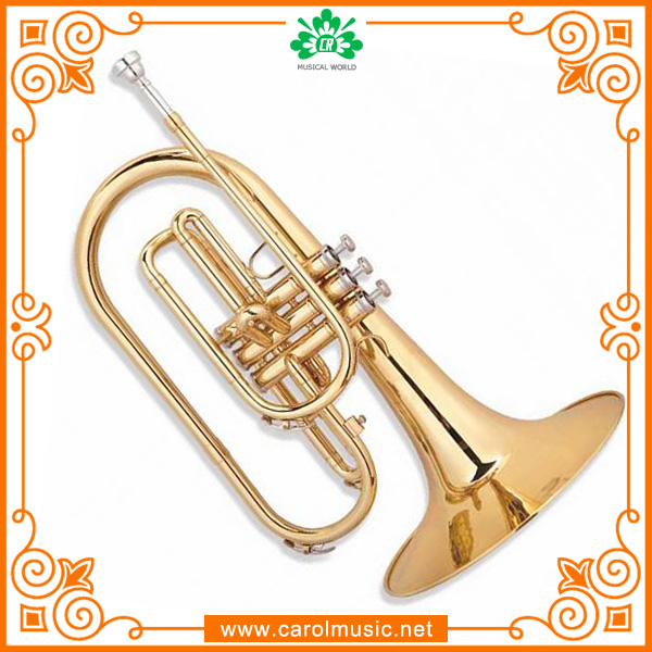 MB001 High Quality F Key Mellophone Marching