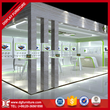 High quality OEM new cell phone store interior display furniture mobile store design