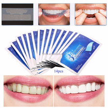 Amazing! 28pcs 3D Teeth Whitening Strips white strips , teeth bleaching white strip