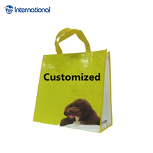 Customized PP woven bag China