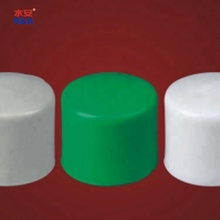 Factory hot sales ppr plastic pipe tube end cap