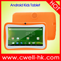Boxchip Q704 7 Inch Quad Core Lovely Android Educational Kids Tablet PC WIFI Tablet Children Tablet