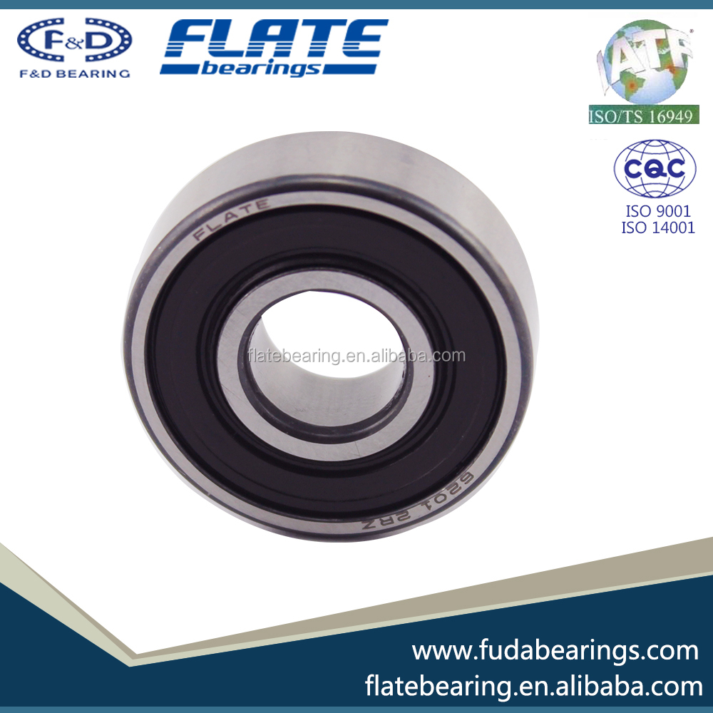 OEM supplier C3 Z4V4 chrome steel deep groove ball bearing for Roller skate wheels 62302 RS bearing