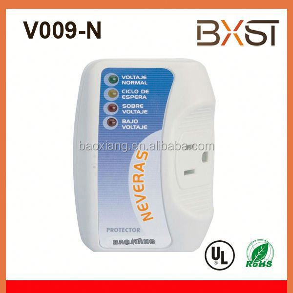 120V electrical voltage protector socket