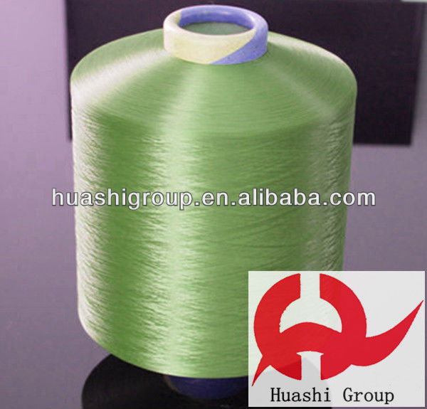 stable quality dope dyed dty polypropylene yarn for knitting socks