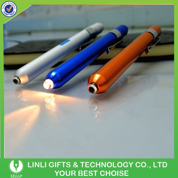 Promotional diagnostic Penlight/Flashlight Medical/Doctor torch