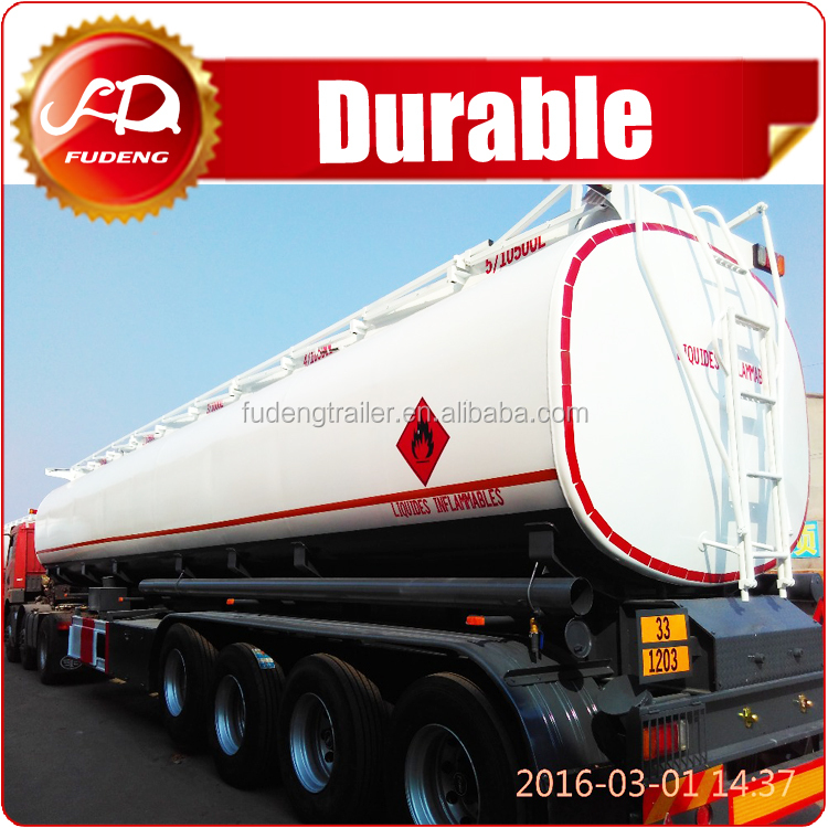 Shock price 25000 to 70000 litres 3 axles Oil Fuel Tank Trailers