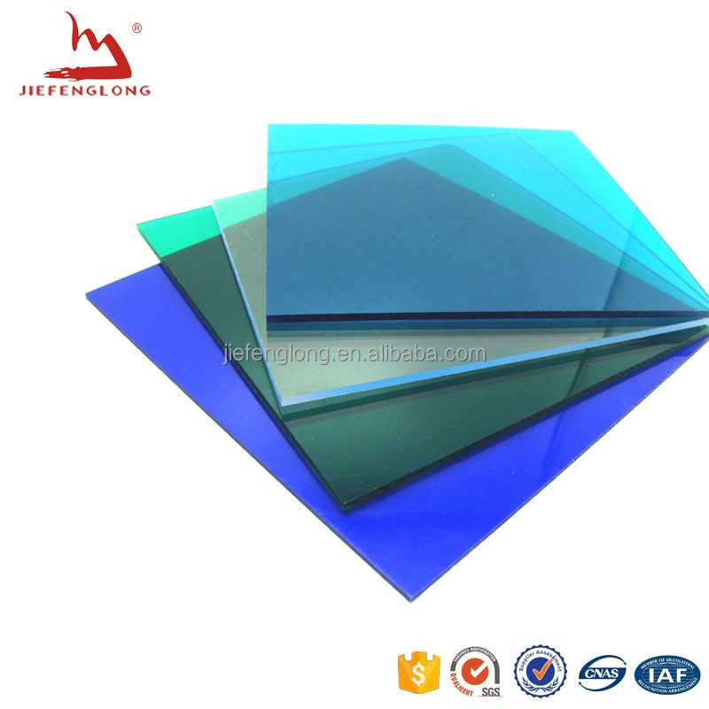 100% virgin Lexan / Makrolon material Light diffusion solid polycarbonate sheet price